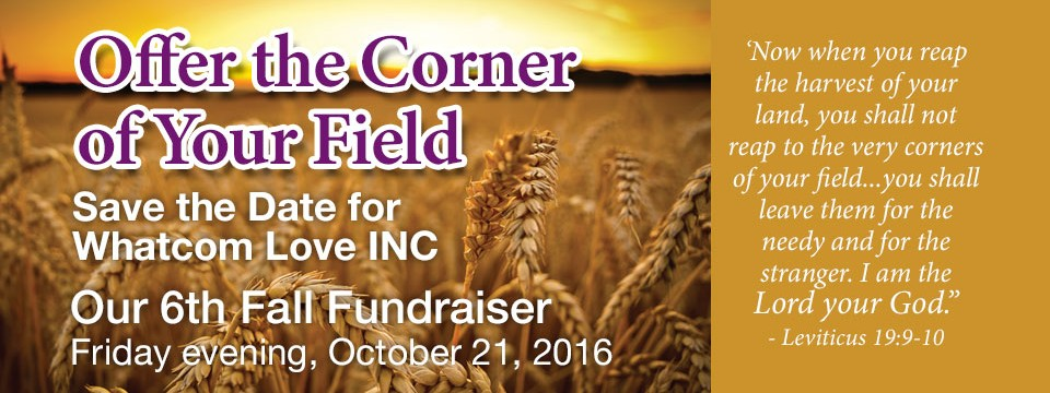 Whatcom Love INC - Your Corner of the Field